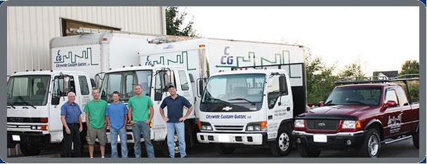 Citywide Custom Gutters Crew