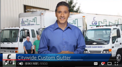 Citywide Custom Gutter 5 Star Review
