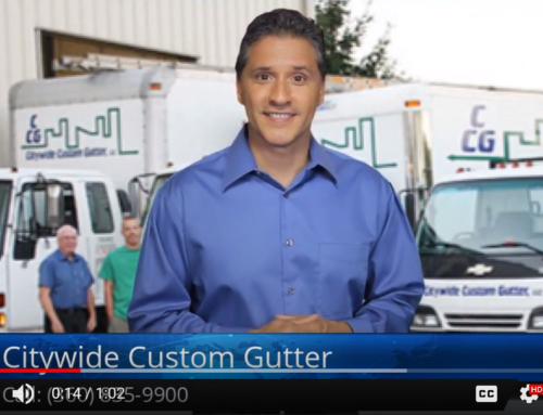 5 Star Review for Citywide Custom Gutter