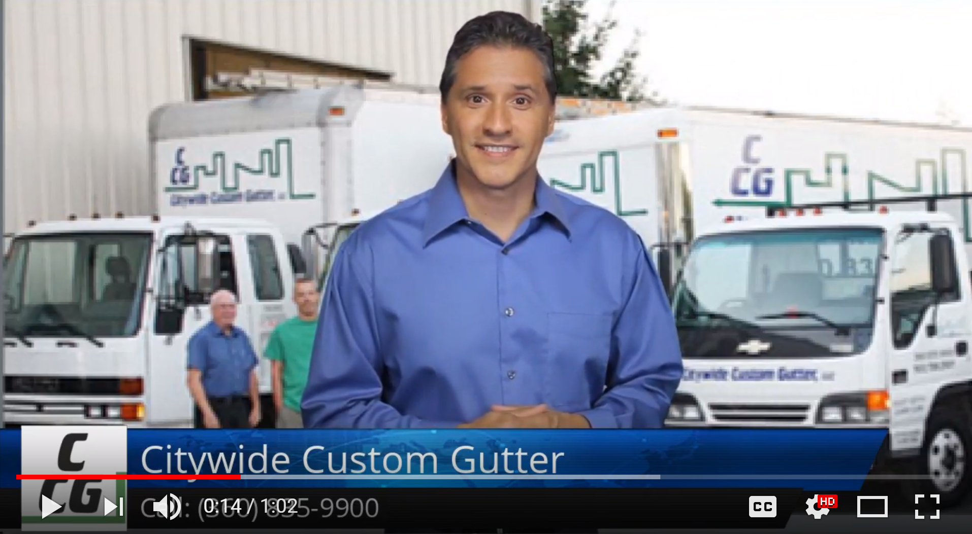 Citywide Custom Gutter 5 Star Review
